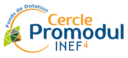 Logo Cercle Promodul INEF 4