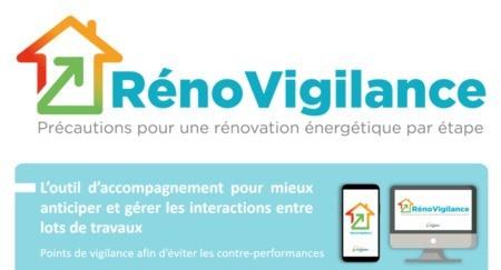 RénoVigilance : l'outil pour accompagner une rénovation énergétique par étape