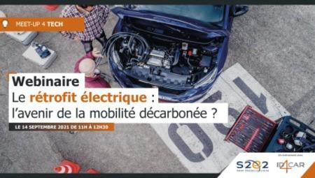 [Webinar] Le rétrofit électrique : l'avenir de la mobilité décarbonée ?   S2E2 & ID4CAR