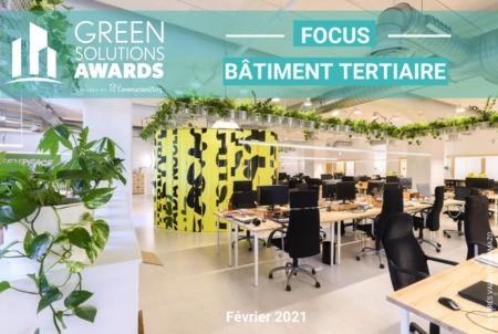 6 études de cas de bâtiments tertiaires bas carbone et sobres en énergie