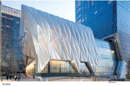Renouveau de l'architecture muséale