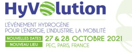 Hyvolution - l'événement hydrogène pour l'énergie, l'industrie, la mobilité