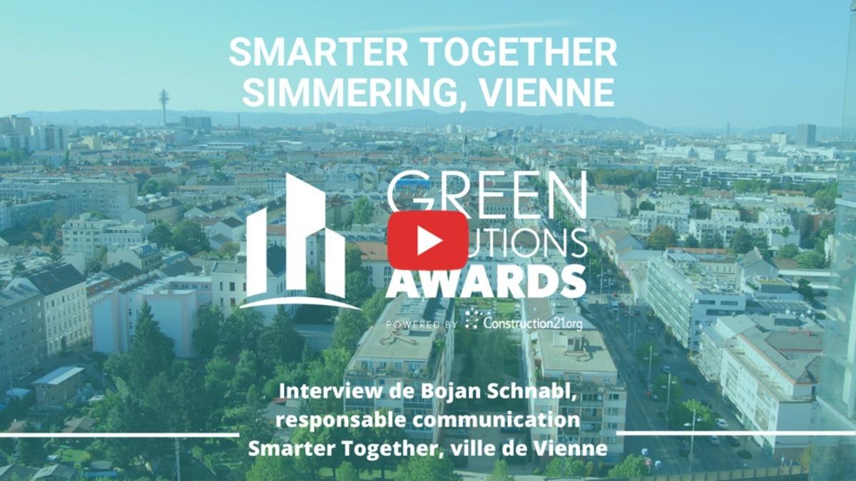 [En vidéo] Smarter Together – Simmering, le quartier né d'une démarche participative
