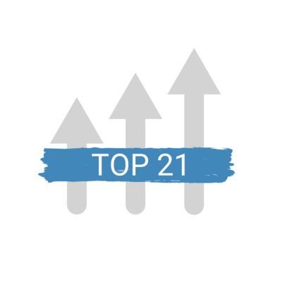 Découvrez le Top21 du premier trimestre 2021 !