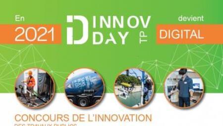 Innov' Day, le concours de l'innovation des travaux publics | Appel à candidatures