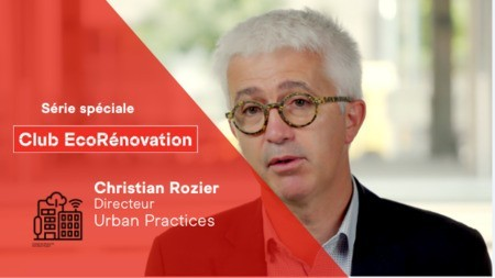 [Club EcoRénovation] #20 - Le numérique, pour un pilotage souple et de nouveaux services