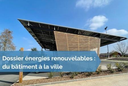 [Dossier énergies renouvelables] #26 - Photovoltaïque & électromobilité, un couplage gagnant pour le climat et l'économie