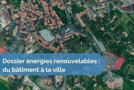 [Dossier énergies renouvelables] #29 - Au-delà des cadastres solaires pour le développement du photovoltaïque urbain