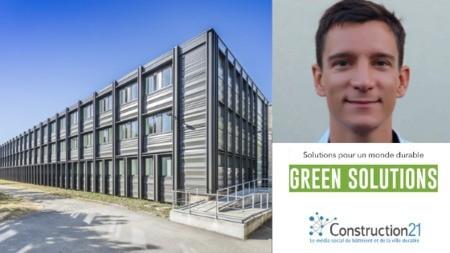 [Green Solutions] Lycée Bréquigny : un défi de rénovation