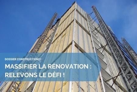 #13 - Massification de la rénovation énergétique :  la recette où le financement est bien pesé, mais mal incorporé