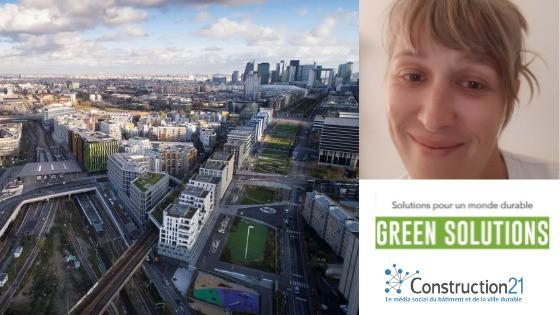 [Green Solutions] Nanterre Cœur Université : une ville au cœur de la ville