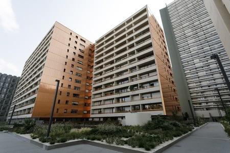 Réhabilitation de 435 logements, rue du Chevaleret et square Dunois