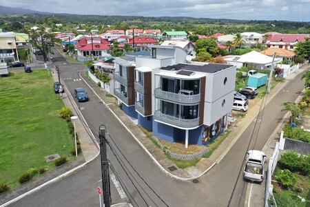 Maldyves : logements à énergie positive en Guadeloupe