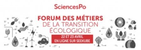 Forum des métiers de la transition écologique