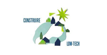 [Webinar] Construire Low Tech - Cycle de conférences