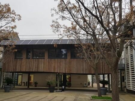 Energy'lab, autonomous building