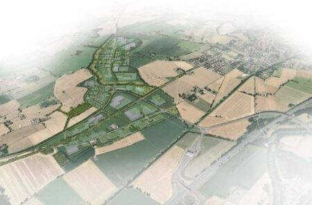 Le parc d'activités du Rivel (SICOVAL), 1er projet reconnu en Démarche Quartiers Durables Occitanie en phase conception