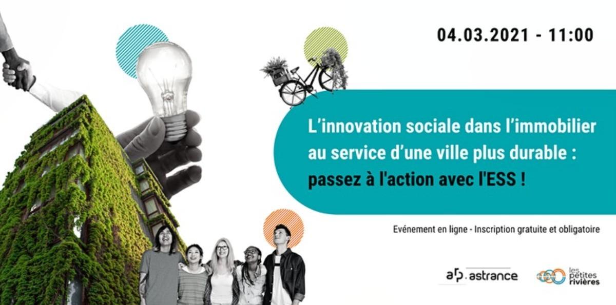 [Webinar Replay] L'économie sociale et solidaire, partenaire de l'immobilier à impact