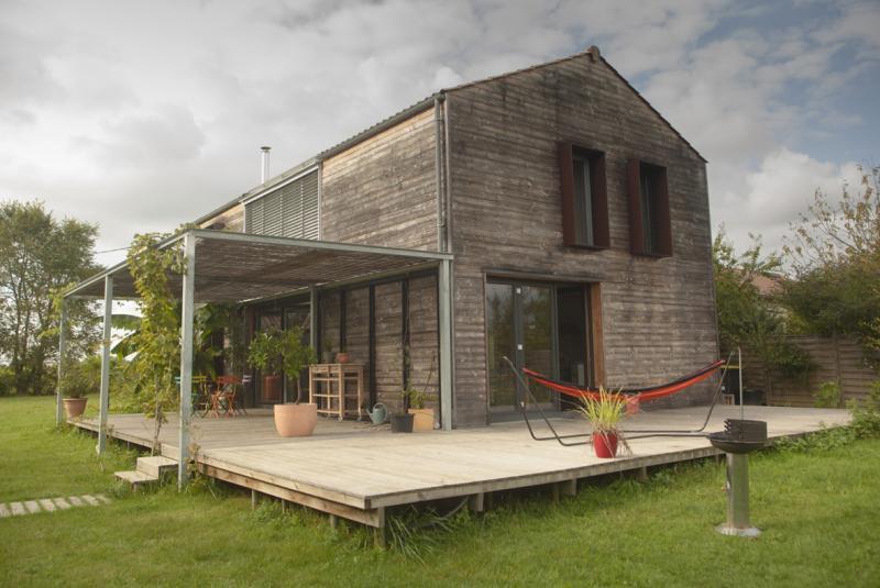 maison passive tabanac construction21. Black Bedroom Furniture Sets. Home Design Ideas