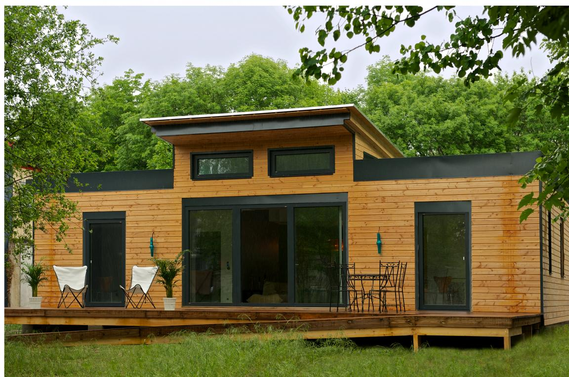 Great Vermont House (ECOXIA Intelligent Envelope )
