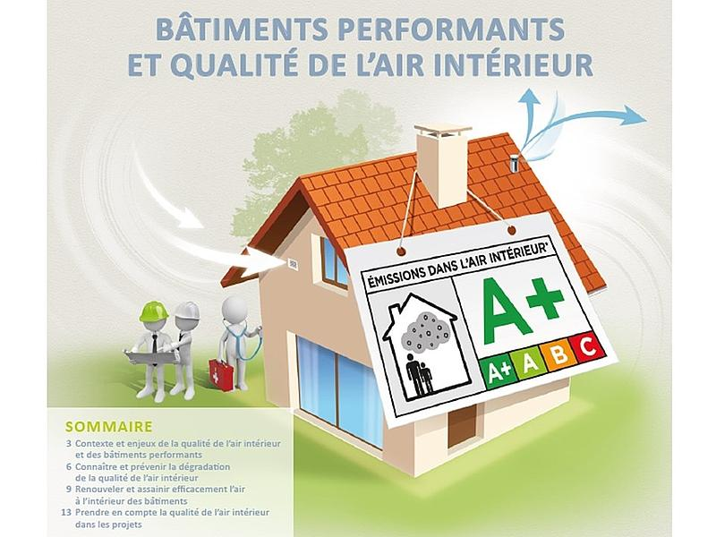 Les cahiers de la construction durable en bourgogne n 8 b timents performan - Observatoire de la qualite de l air interieur ...