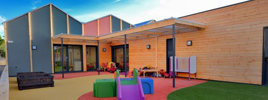 Type de projet : Construction Neuve Type de bâtiment : Ecole ...