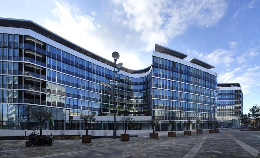 Green building solutions awards 2015 construction21 - Office tourisme rueil malmaison ...