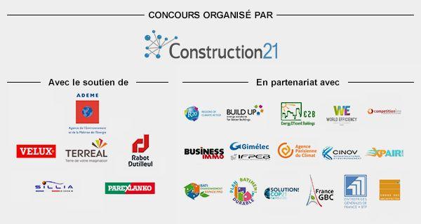 Bandeau Sponsors et Partenaires des GBS Awards 2015