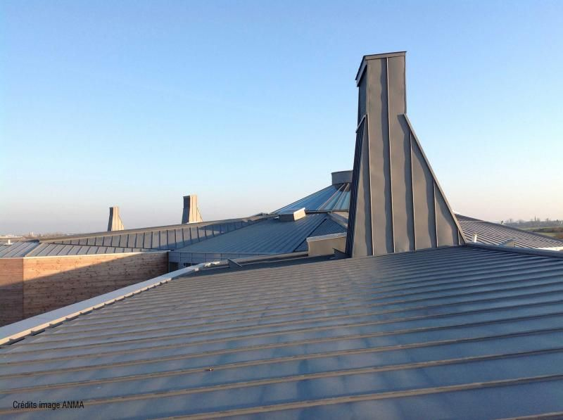 Ventilation Naturelle Par Cheminees Solaires Construction21