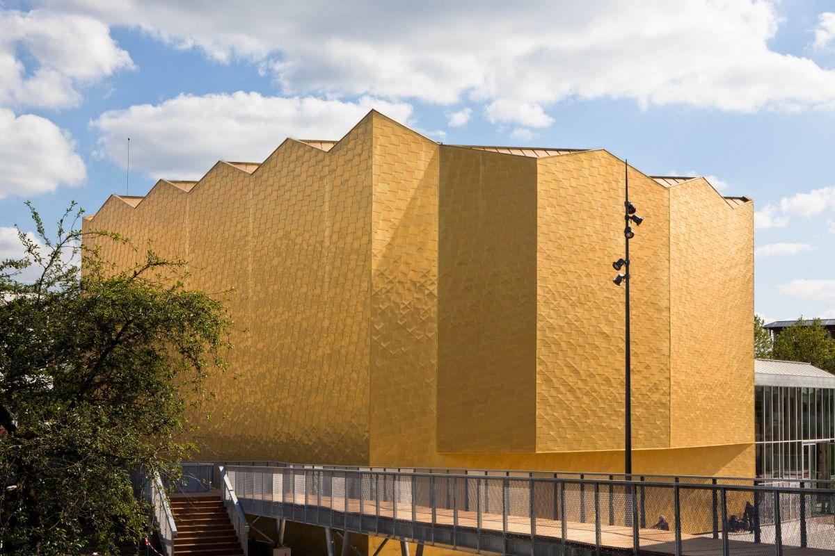 Corinne vezzoni re oit le prix de la femme architecte 2015 for Le architecte