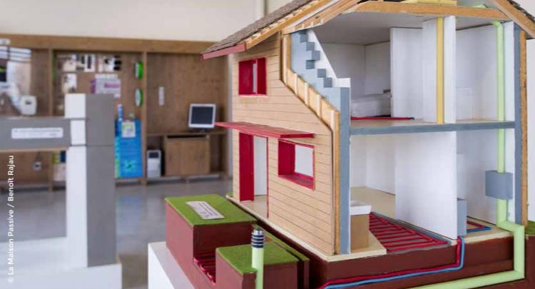 la maison passive lance ses nouvelles formations construction21. Black Bedroom Furniture Sets. Home Design Ideas