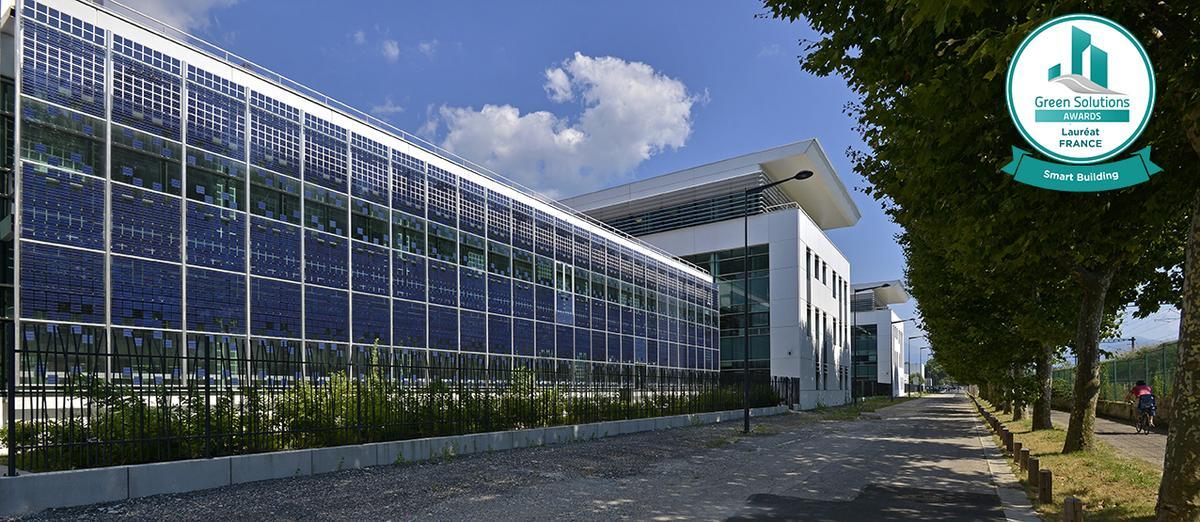 Etude de cas Technopole Schneider Electric