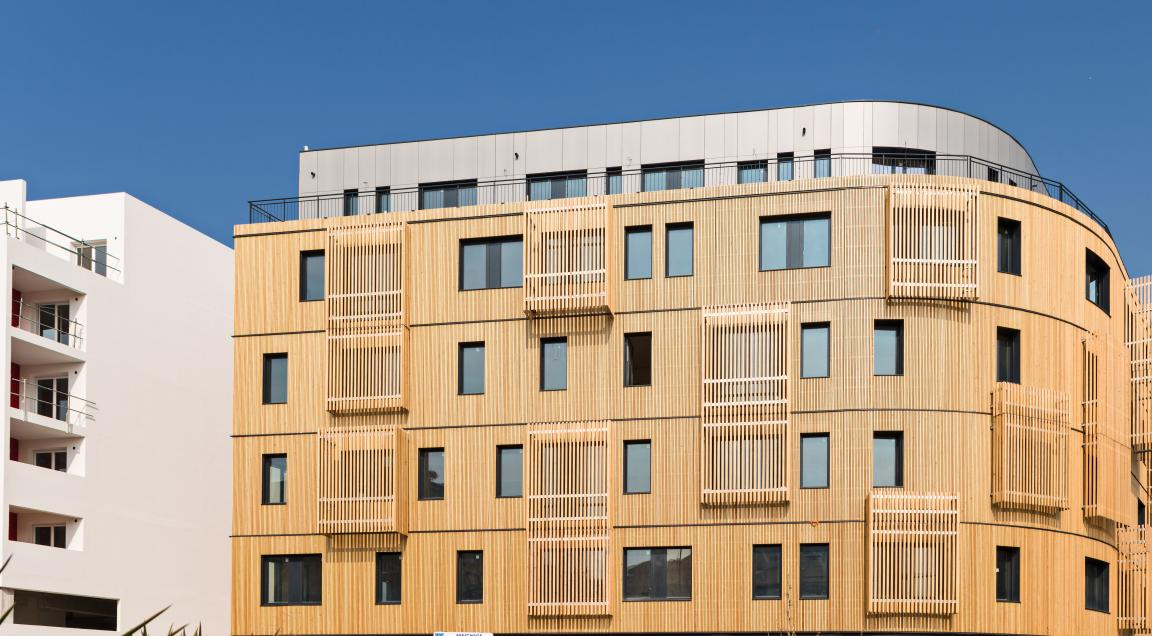 Ywood marseille docks libres construction21 for Projet construction