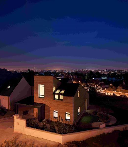 Maison Air Et Lumire Velux Model Home   Construction