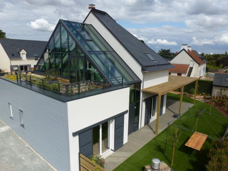 Maison saint gobain multi comfort 49 construction21 for Construction maison type californienne