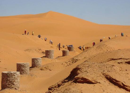 pour la sauvegarde des khettaras au maroc