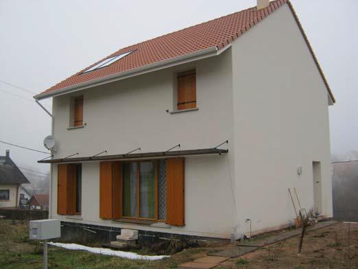 Maison nf hqe bbc du bon sens baerenthal construction21 - Annee de construction maison ...