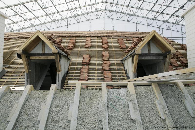 Maison du tourisme de troyes construction21 - Troyes office de tourisme ...
