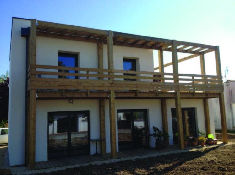 Maison individuelle saint palais sur mer construction21 for Frais construction maison individuelle