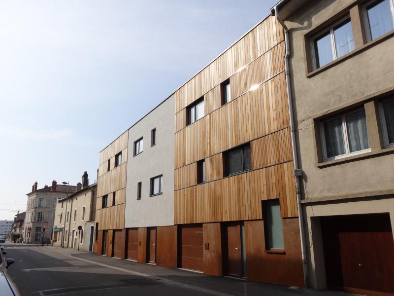 3 maisons individuelles accol es saint max 54 construction21 - Annee de construction maison ...