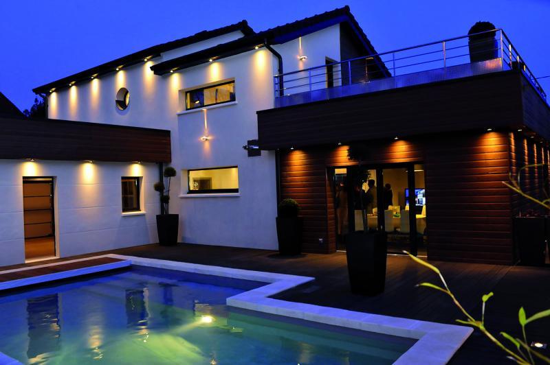 Ma maison de demain in limoges 87 construction21 for Construction maison type californienne