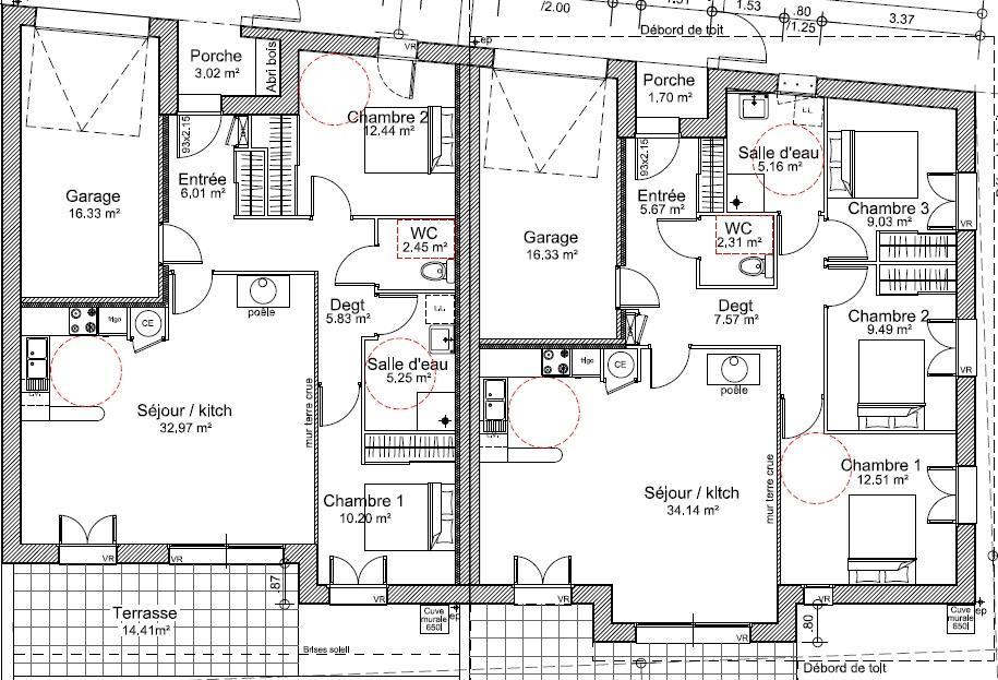 Habitat Social Positif Maison 4 Pièces Construction21