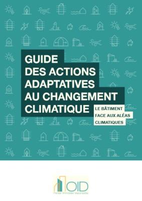 L'OID publie le Guide des actions adaptatives au changement climatique