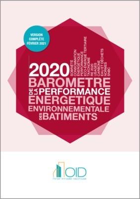 Baromètre 2020 de la performance énergétique et environementale des bâtiments