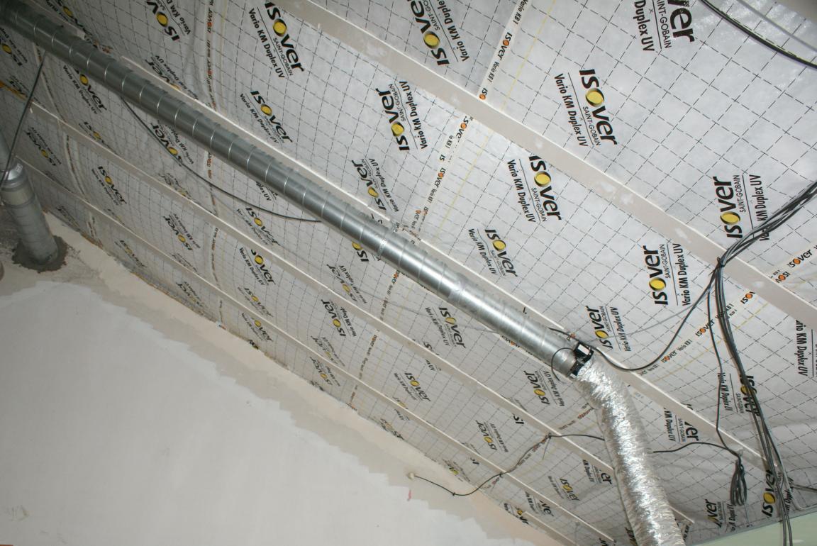 Isover vario km duplex gallery of scheda tecnica vario with isover vario km duplex cool isover - Membrane vario duplex ...