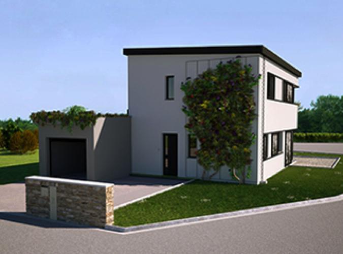 le groupe maisons de l avenir d voile sa maison passive avec b ti passive construction21. Black Bedroom Furniture Sets. Home Design Ideas