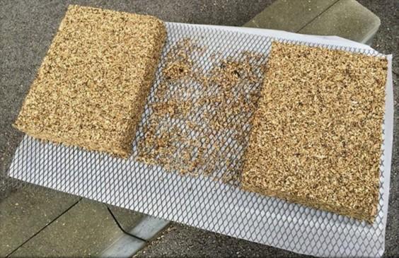 Le tournesol a la fibre isolante construction21 for Sous produit du chanvre
