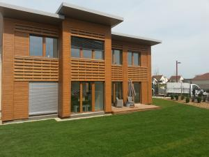 The Lodges - demonstrator building