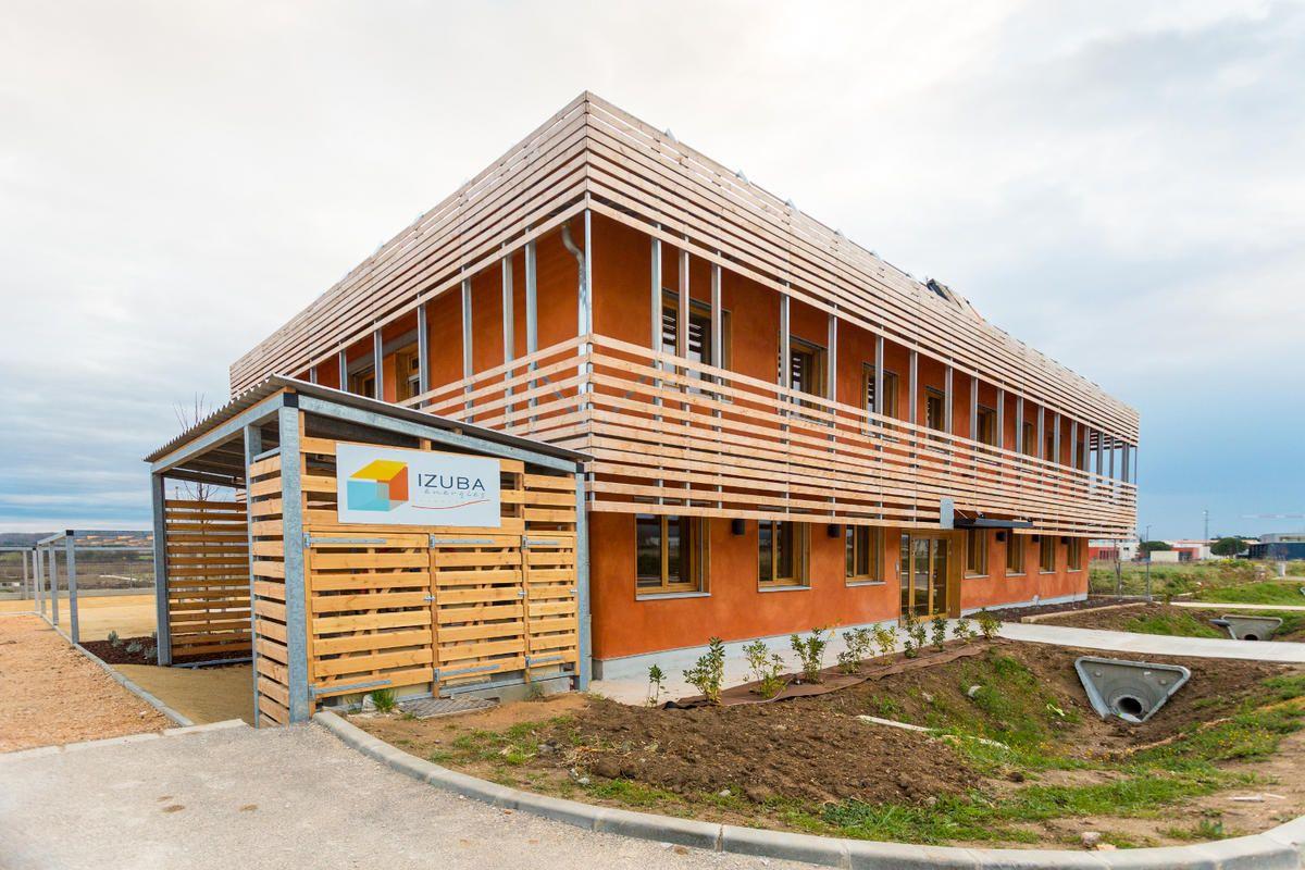 Bâtiment IZUBA énergies