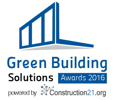 Green Building Solutions Awards 2016
